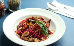 BEETROOT LINGUINE