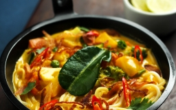 BURMESE COCONUT CURRY